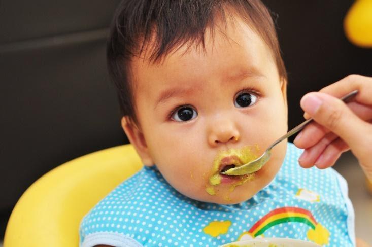 Hati-hati, Menu MPASI ini Sering Bikin Perut Bayi Kembung